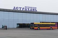 Воздушная гавань Астрахани в январе увеличила пассажиропоток на 2,2%