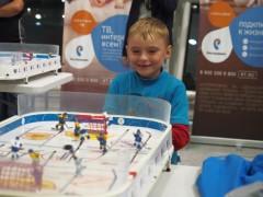 В Сочи завершился турнир по настольному хоккею на кубок «Ростелекома»