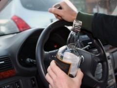 В Калмыкии за сутки задержано четыре нетрезвых водителя