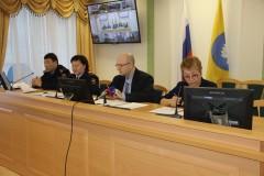 Общественный совет при МВД Калмыкии провел расширенное заседание
