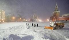 С понедельника в Москве вновь похолодает, в Сочи будет морозно
