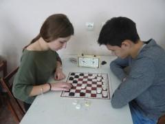 В Шахтах прошло первенство Ростовской области по русским шашкам среди юношей и девушек