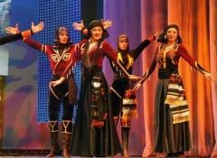 В Ростове отметили грузинский праздник Давитоба