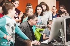 На «Киноакадемии» в Анапе обучают юных монтажеров