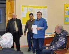 В Невинномысске прошел отборочный этап краевого шахматного турнира среди пенсионеров