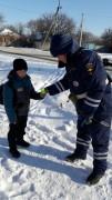 Полицейские провели в Новоалександровске акцию «Засветись!»