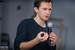 Илья Ермолов провел серию мастер-классов для участников «Детской Киноакадемии» в Анапе