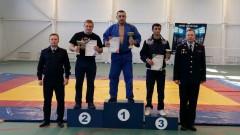 В Ставропольском крае прошли соревнования по дзюдо среди полицейских