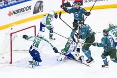 Хоккеисты казанского