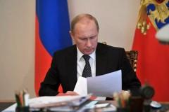 Путин внес в Госдуму проект закона о сотрудничестве СНГ по предупреждению и ликвидации ЧС
