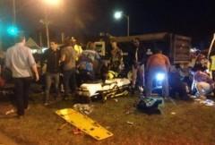 Автомобиль въехал в толпу в Новом Орлеане: пострадали 28 человек