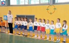 """В Сочи пройдут соревнования """"Олимпийские резервы"""" для детей дошкольного возраста"""