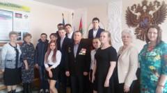 В Тбилисском районе полицейские провели День открытых дверей для школьников