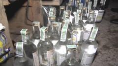 В Чечне в легковом авто изъято 24 бутылки алкоголя без документов
