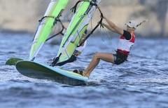 Яхтсменка Стефания Елфутина стала лучшей в классе «RS:X» на соревнованиях Carnival Trophy