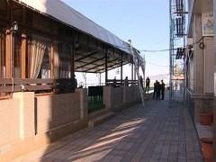 На адлерской набережной в Сочи увеличат прогулочную зону