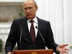 Путин помиловал осужденную за SMS в Грузию Оксану Севастиди
