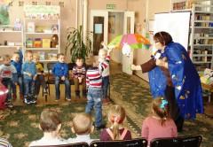 В Невинномысске для малышей провели мероприятие «Мама – солнце в окошке»
