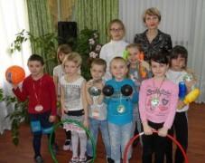 В социальном центре Невинномысска прошел спортивный праздник