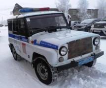 Двое пьяных красноярцев попытались угнать автомобиль ДПС
