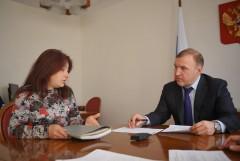 Мурат Кумпилов провел прием граждан по личным вопросам