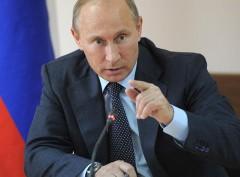 Путин снял с должностей сразу 10 генералов