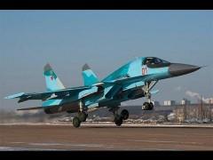 В 2017 году ВКС получат 16 новых самолетов Су-34