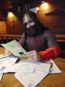 На родине Ильи Муромца подвели итоги конкурса на лучшее письмо былинному герою