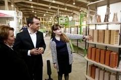 В Мостовском районе запустят линию по производству кирпича ручной формовки