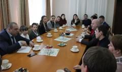 Глава Невинномысска поздравил победителей и призеров регионального чемпионата «Молодые профессионалы»