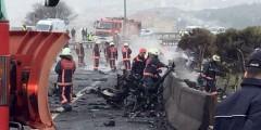 Названы имена погибших при крушении вертолета в Стамбуле