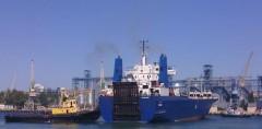 Турция прекратила паромное сообщение с Крымом