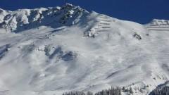 В горах Северного Кавказа лавиноопасно