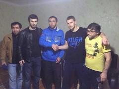 Болельщики устроили массовую драку во время боя на чемпионате по ММА в Дагестане