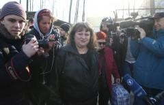 Осужденная за госизмену сочинка Оксана Севастиди вышла на свободу