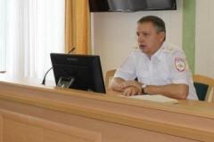 Главный полицейский Калмыкии проведет прием граждан