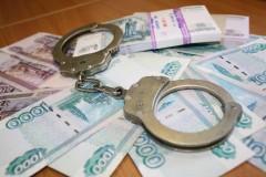 В Калмыкии выявлен факт получения взятки полицейским