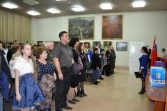 Полицейские и общественники вручили паспорта молодым краснодарцам