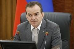 Рабочий день губернатора Кубани пройдет в Астрахани