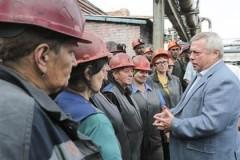 Донским шахтерам продолжают выплачивать долги по зарплате