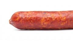 В Горячем Ключе грабитель съел палку колбасы и не успел спрятаться от полицейских
