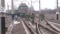 ЧП в Донбассе: радикалы захватили и разграбили поезд