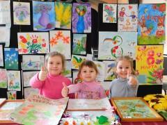 В Невинномысске подвели итоги конкурса детского рисунка