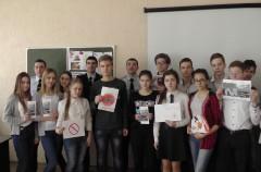 В рамках Всероссийской акции «Сообщи, где торгуют смертью!» на Ставрополье полицейские проводят профилактические беседы со школьниками