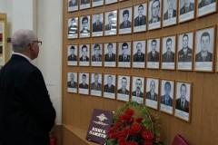 В Музее полиции Дона состоялась экскурсия для студентов
