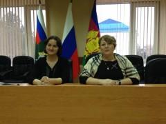 СУ СКР по Краснодарскому краю проведело учебный семинар для следователей