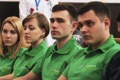 В Краснодаре состоялся съезд руководителей и лидеров «Молодежного патруля»