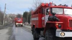 В Екатеринбурге эвакуировали здание МВД из-за пожара