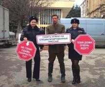 Известный актер Андрей Мерзликин призвал жителей Ставрополья соблюдать правила дорожного движения