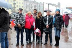 Годовщину крымской весны донские ветврачи отметили митингом и концертом